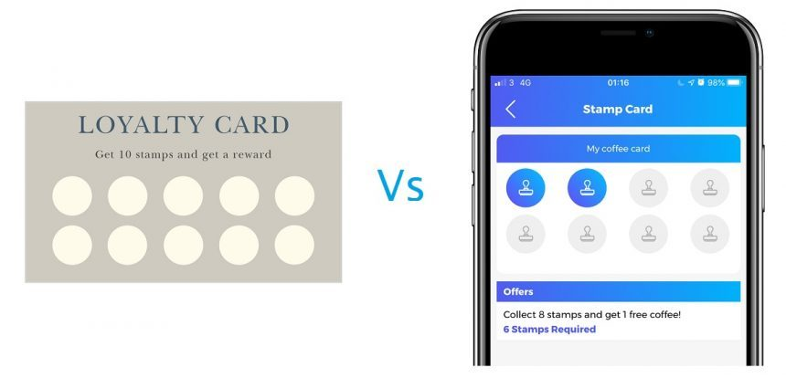 Traditional Card-Based vs Digital Loyalty Programs